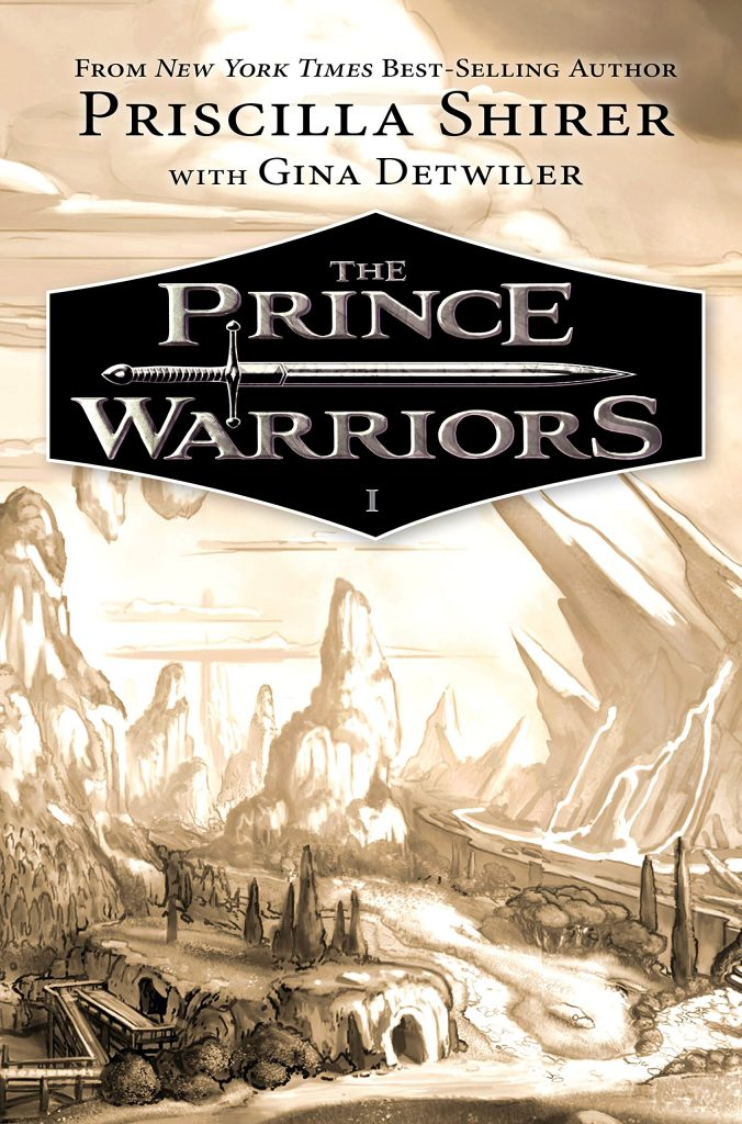 cover of Prince Warriors