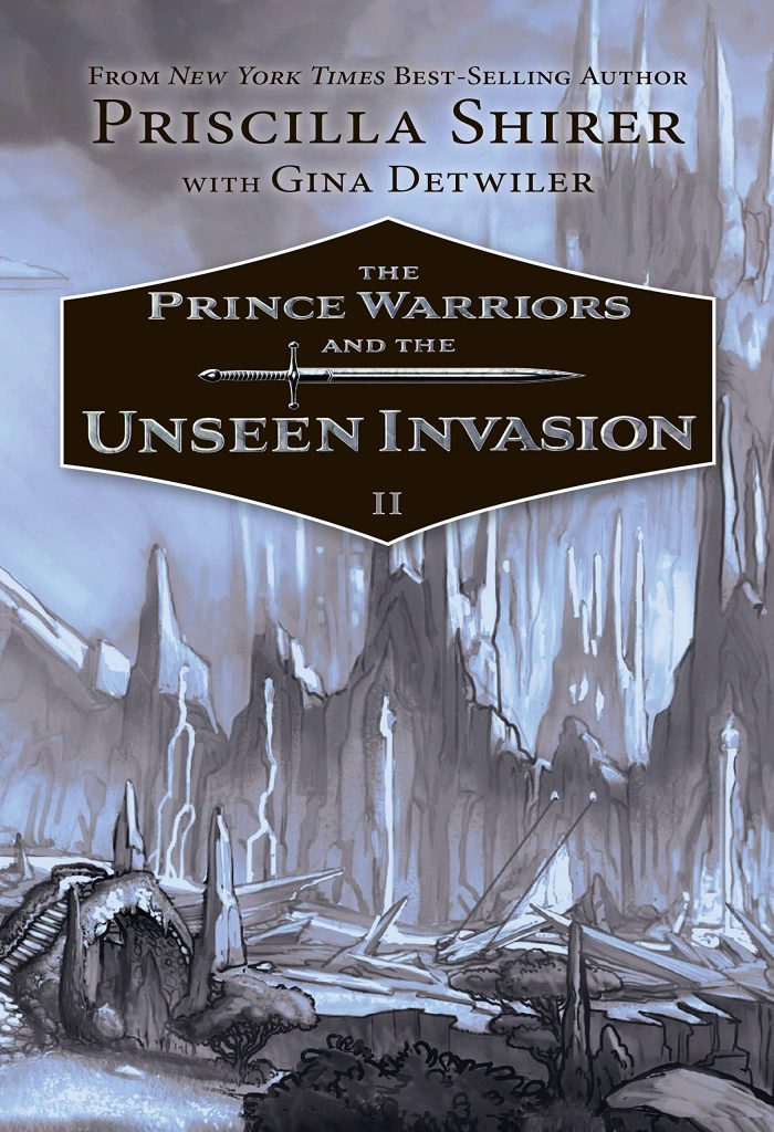 prince warriors book 2 cover