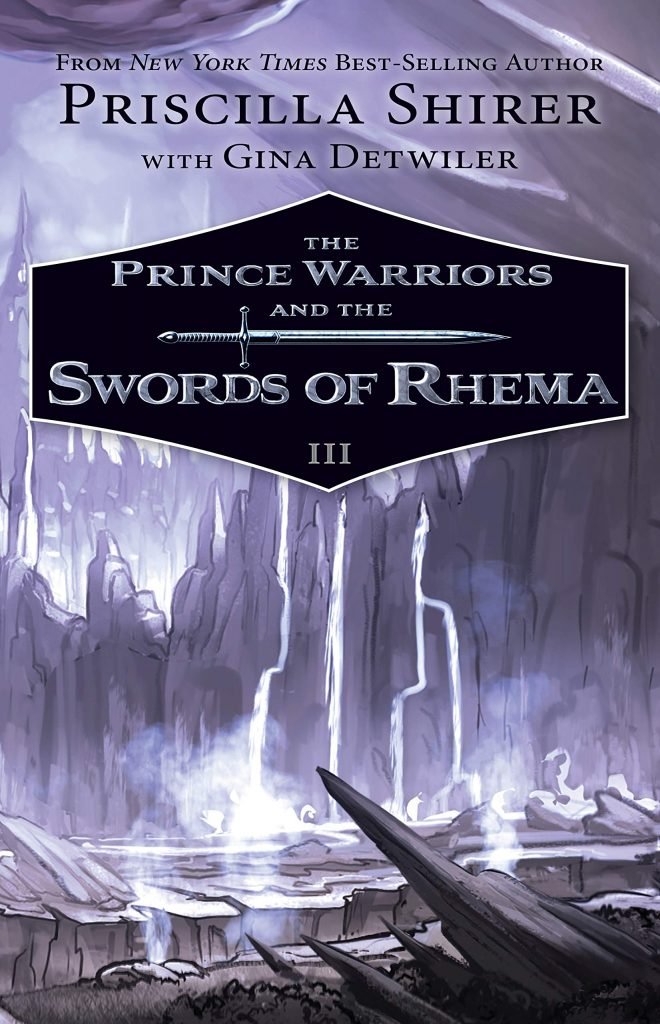 cover of prince warriors 3