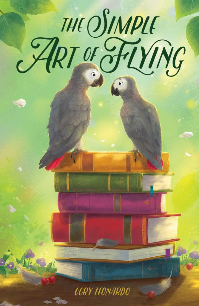 cover image of Simple Art of Flying